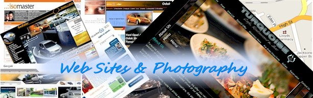 Web Design & Photography